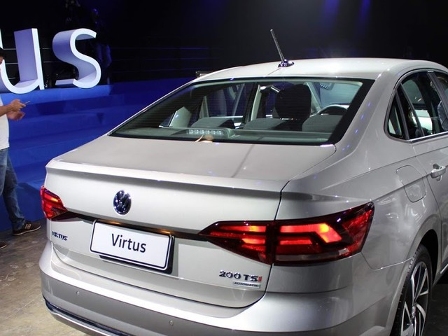 Volkswagen Virtus: preços partem de R$ 59.990 mil reais