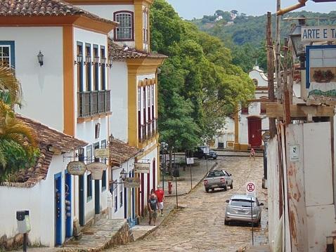 Tiradentes, a charmosa cidade histórica no coração de Minas