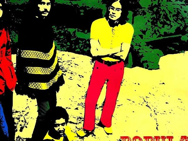 Os Populares - Chutando pedra (LP 1972)
