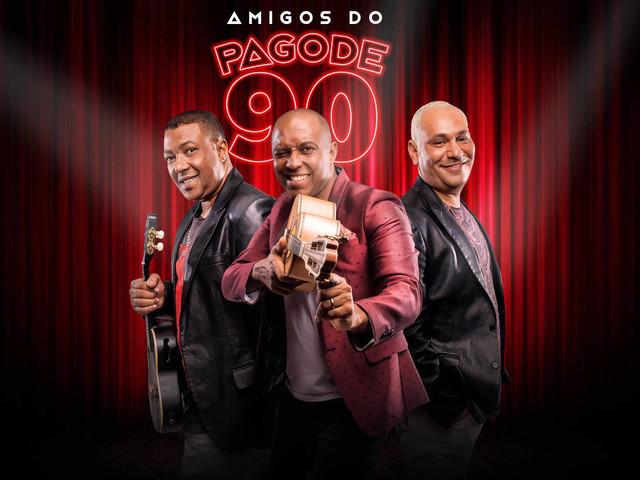 Salgadinho, Chrigor e Marcio Art vivem do saudosismo com shows na Grande São Paulo