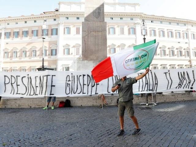 Avançam negociações para formação de governo de centro-esquerda na Itália