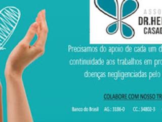Campanha solidária em prol da Associação Dr. Hemerson C. Gama - Esclerose Lateral Amiotrófica (ELA)