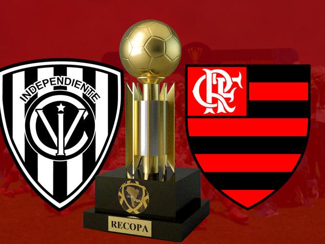 Saiba como assistir a final da Recopa entre Flamengo x Independiente del Valle