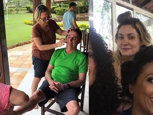 Bolsonaro sem dormir, Michelle descabelada, a sogra não foi: os bastidores da posse