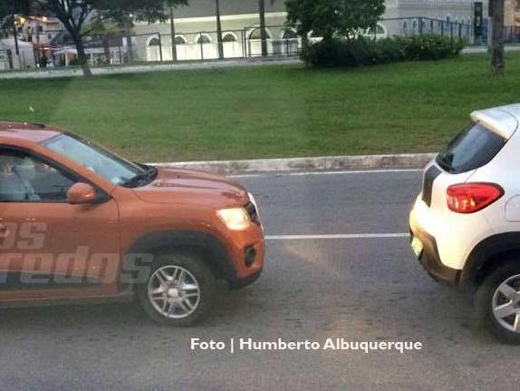 Renault Kwid chegará ao mercado em julho