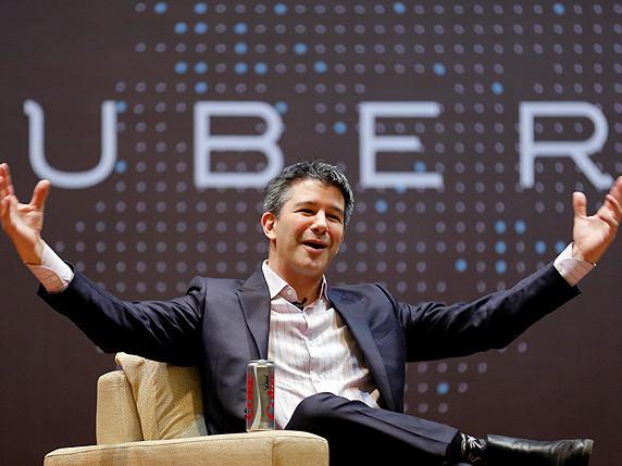 Queda de chefe da Uber deve virar filme