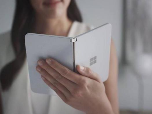 Celular com 3 telas da Microsoft pode ser alternativa às telas dobráveis