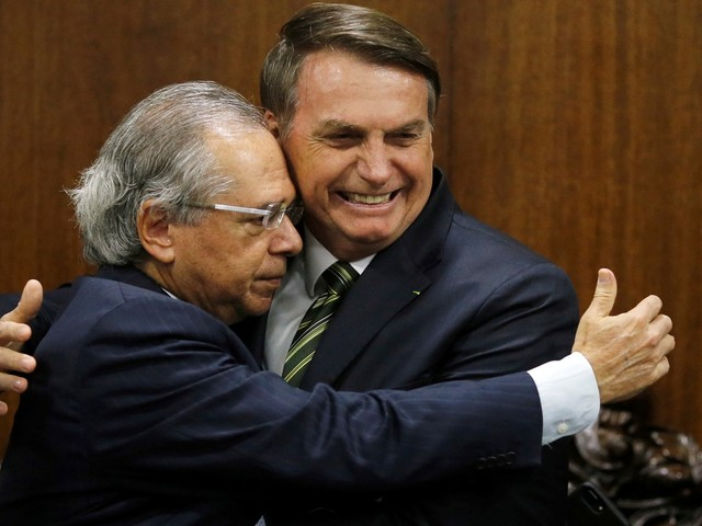 Cadê a confiança no Brasil?