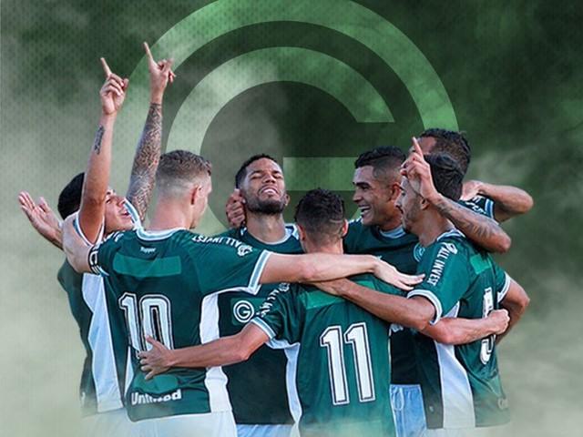 Goiás marca no fim e bate o Botafogo no Serra Dourada