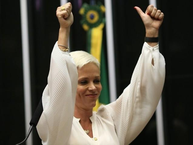 STJ autoriza a posse de Cristiane Brasil