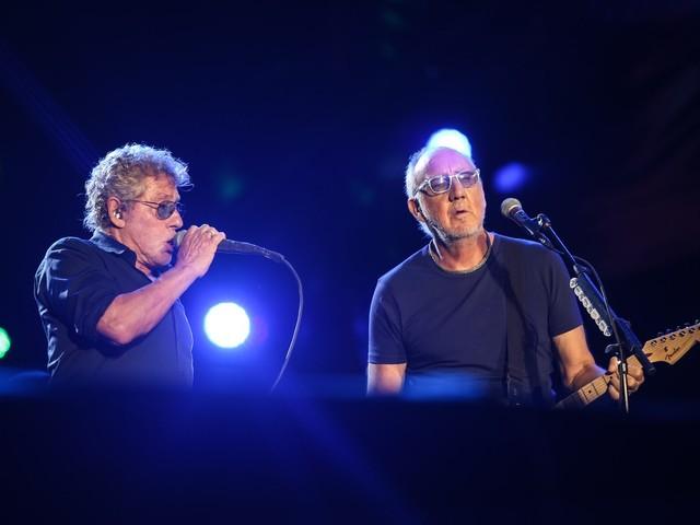 The Who tira atraso de 53 anos no Rio com show direto e intenso