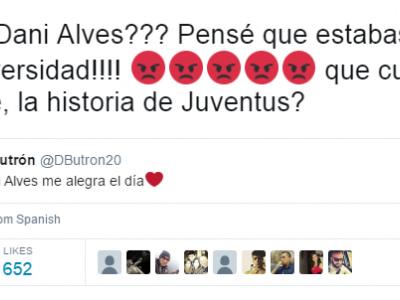 Gostar de Daniel Alves causou problemas para filha de goleiro no Peru