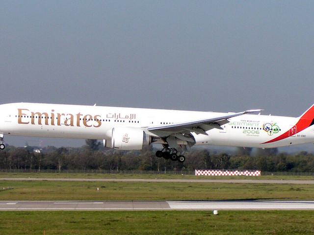 Voe na classe executiva da Emirates do Rio de Janeiro para Santiago ou Buenos Aires a partir de R$ 2.010!