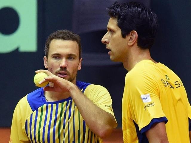 Rio Open: Os sacrifícios de Marcelo Melo e Bruno Soares para brilharem em Tóquio-2020
