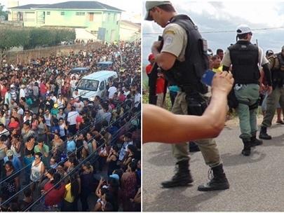 Manifestante que levou tiro da PM morre após lutar pela vida durante 25 dias