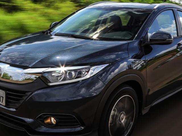 Novo Honda HR-V 2019: vídeo, preços e especificações
