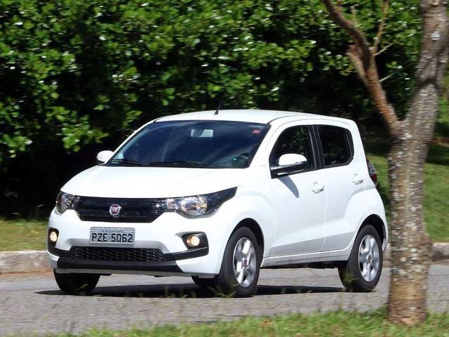 Ao volante: Fiat Mobi GSR vai até bem