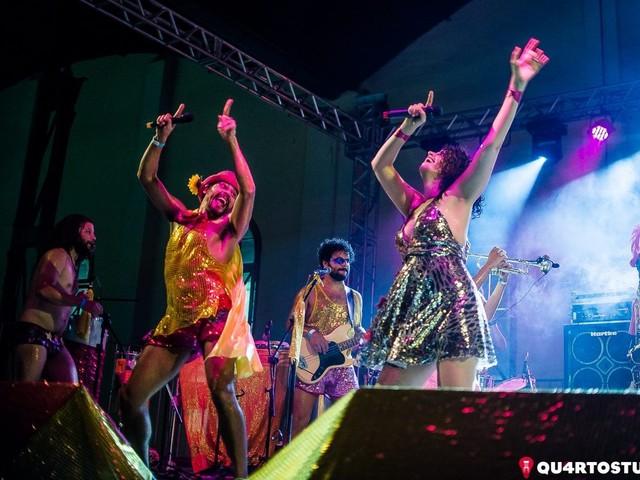 Festival Sonoriza antecipa carnaval em Belo Horizonte