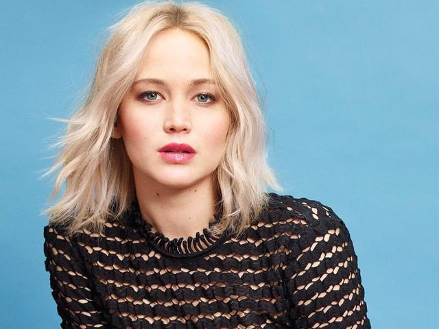 Com 28 anos, Jennifer Lawrence é uma das maiores artistas do cinema