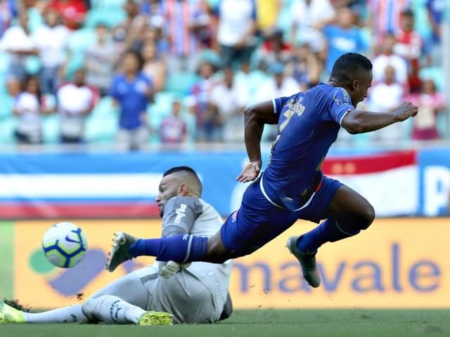 Bahia 1 x 1 Palmeiras: veja os melhores momentos