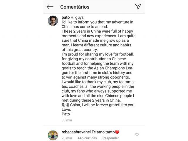 """Te amo tanto"", diz Receba Abravanel em texto de despedida de Pato da China"