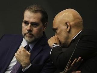 Senador protocola pedido de impeachment dos ministros Toffoli e Moraes