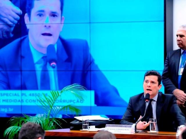 """2016: Moro defende uso de provas ilícitas obtidas de""""boa-fé"""""""