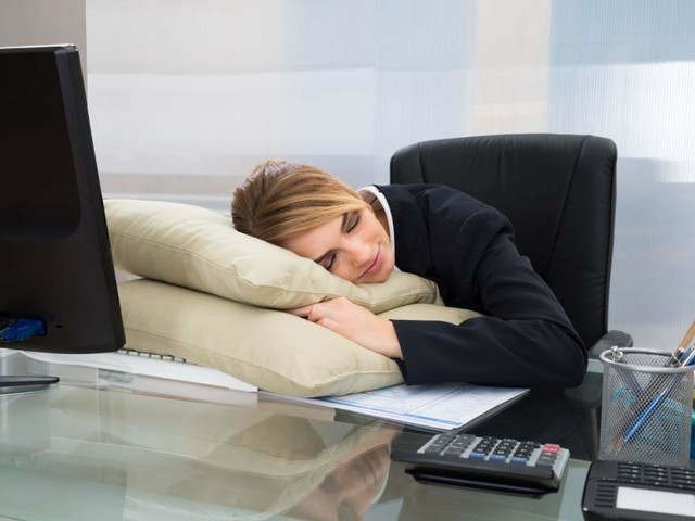 La falta de sueño provoca lapsus mentales que afectan la memoria y a la percepción visual