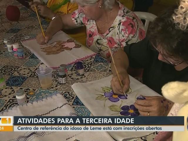 Leme oferece 350 vagas em oficinas gratuitas para idosos