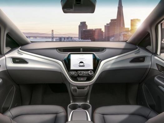 GM vai lançar carro autônomo sem volante em 2019