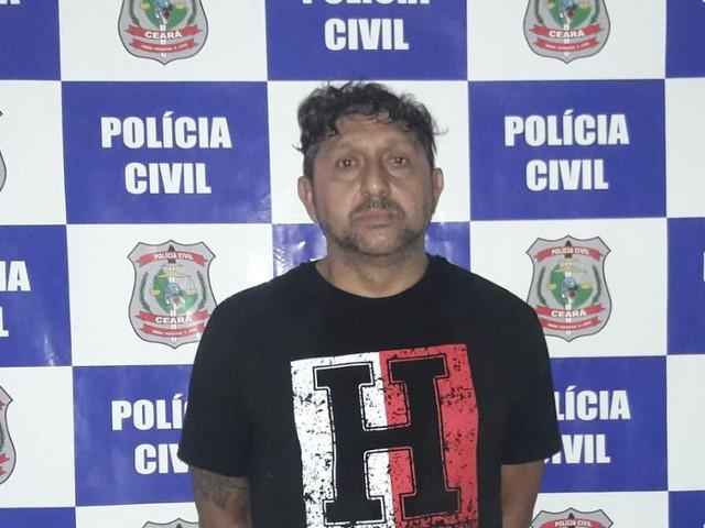 Polícia Civil de Sobral prende homem acusado de tráfico de drogas