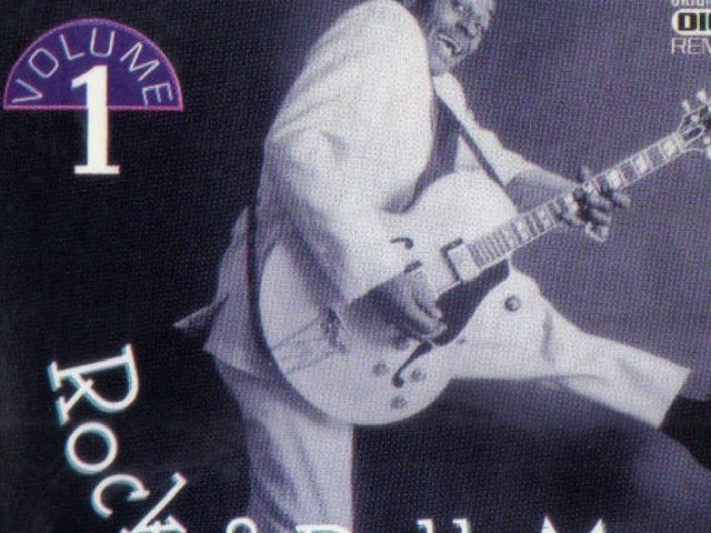 Chuck Berry - Rock & Roll Music - Vol. 1 (CD S/D)