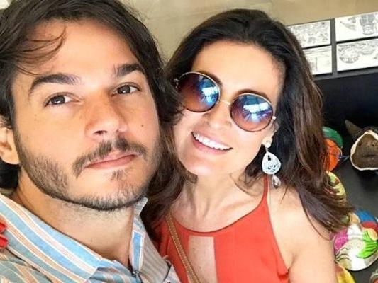 """Fátima Bernardes se expõe em momento íntimo com Túlio Gadêlha e lugar escolhido vira destaque: """"Nem creio nisso"""""""