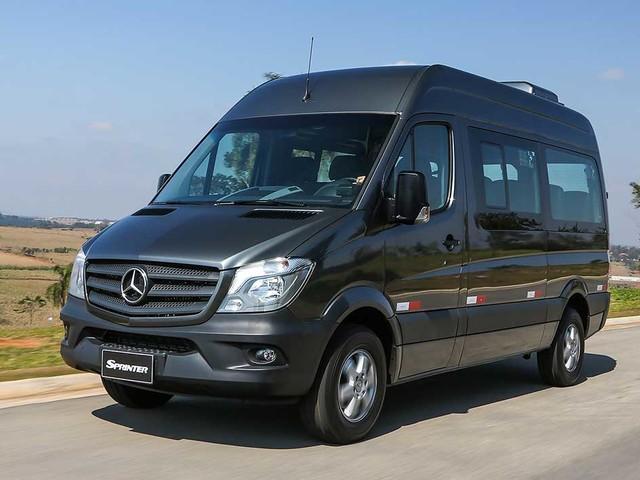Mercedes-Benz Sprinter ganha revisão com preço fixo
