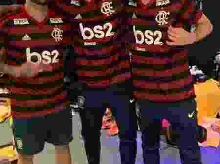 Só faltam documentos | Flamengo se acerta com Filipe Luis e fica bem perto de anúncio