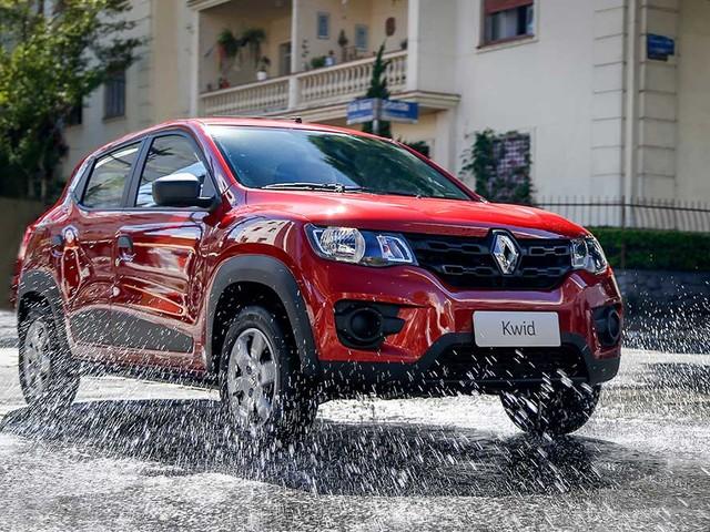 Versão intermediária do Renault Kwid já está mais cara