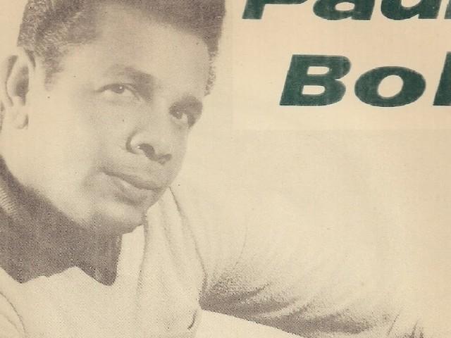 Paulo Bob - Canção do alegre viver (CS 1965)