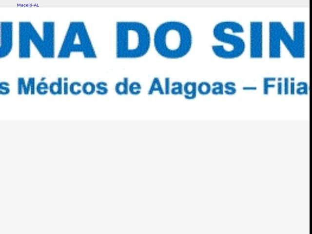 Portal Sinmed de Alagoas