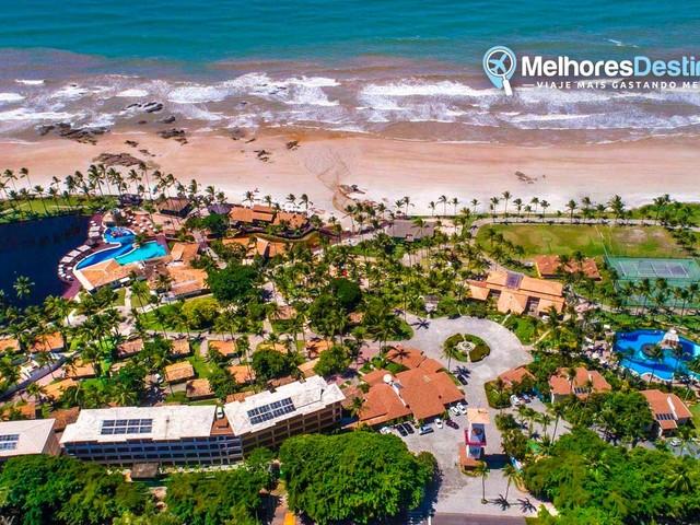| MD 11 anos | Bahia all inclusive! Pacotes com voos mais hospedagem no Cana Brava Resort a partir de R$ 1.372 por pessoa!