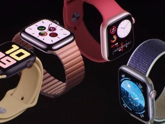 Apple muda informações de peso do Apple Watch 5 após divulgação errônea