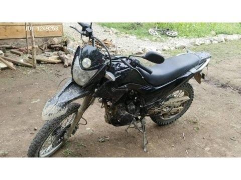 Vendo moto AKT montañera
