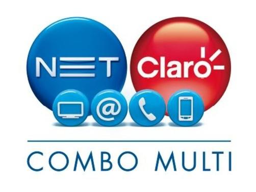 2 Via Boleto Combo Multi Net Claro