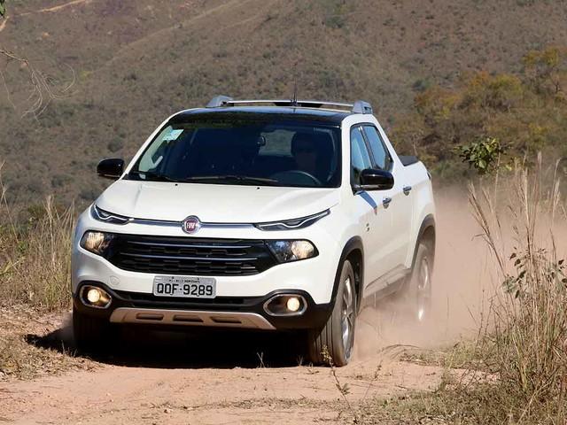 Segredo: Fiat Toro terá seu primeiro retoque visual em 2020