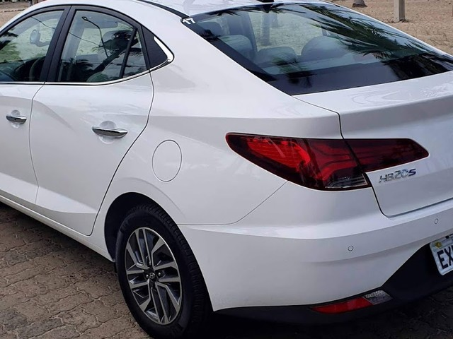New Hyundai HB20S Sedã 2020 Turbo Automático: avaliação