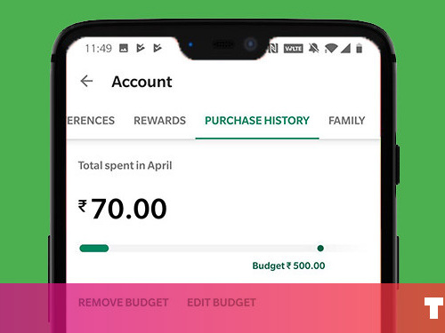How to set a monthly budget for your Google Play purchases on Android