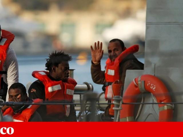 Cerca de 2200 migrantes chegaram à Europa nos primeiros dias de 2019