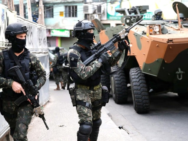 "A Rocinha ""pacificada"" e a imbatível hipocrisia"