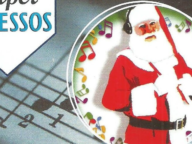 Jesse Pessoa - Canções de Natal (CD s/d)