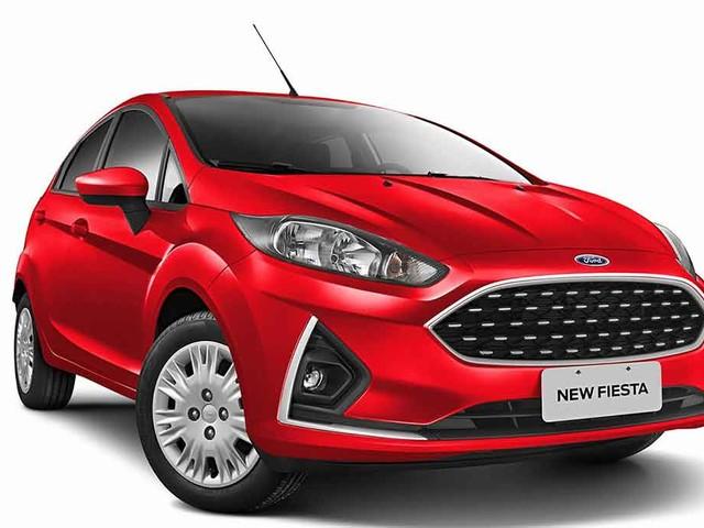 Perto do fim, Ford Fiesta 2019 fica restrito a três versões
