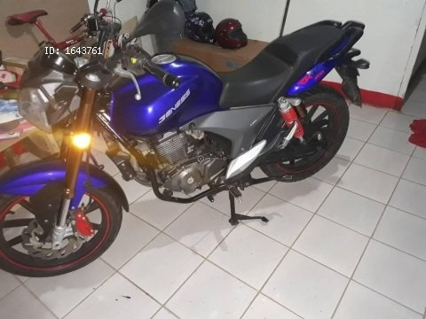 Vendo o cambio Rks 200cc
